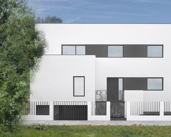 Przebudowa domu jednorodzinnego w Gdyni