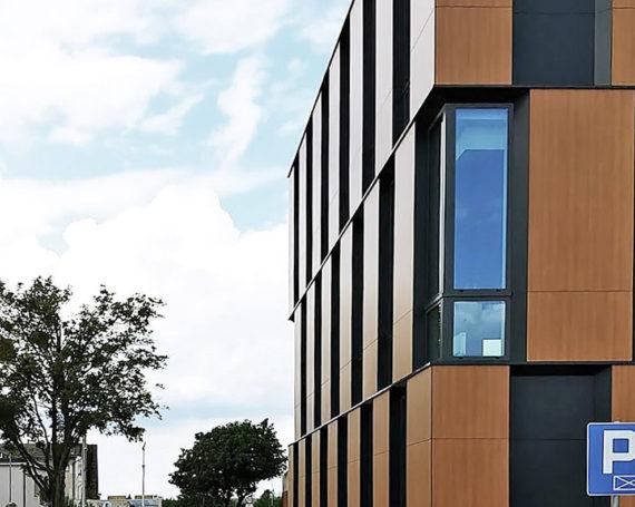 Budynek biurowy firmy Graal w Wejherowie