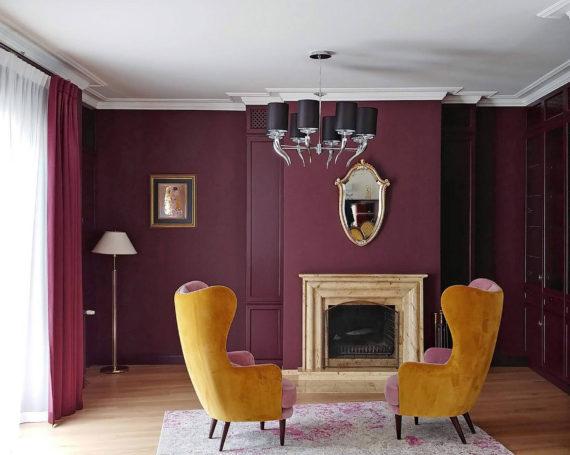 Apartament klasyczny w Gdyni